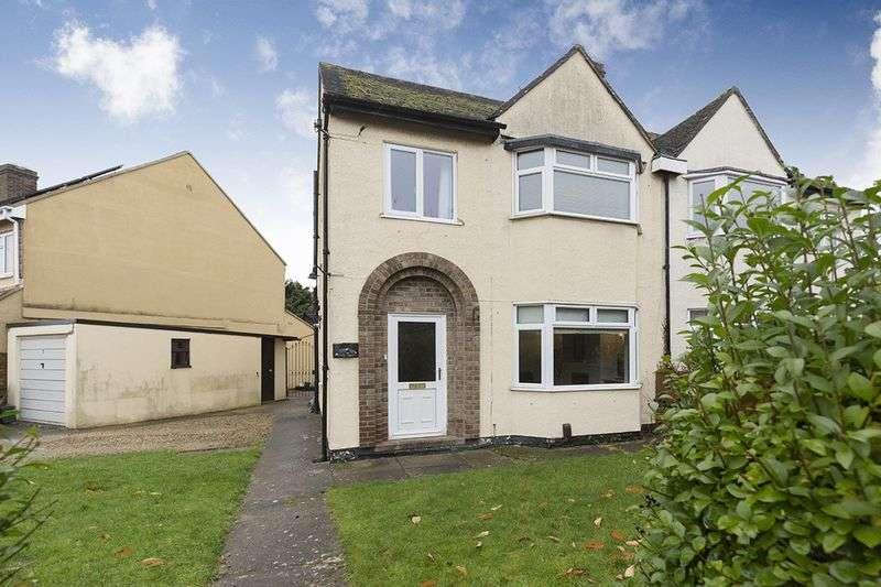 3 Bedrooms Semi Detached House for sale in Gotherington Lane, Cheltenham