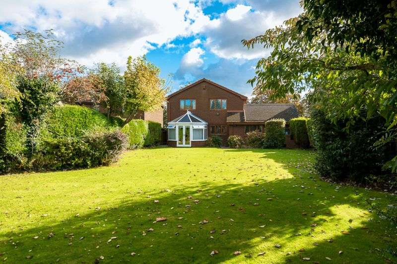 4 Bedrooms Detached House for sale in Brick Kiln Lane, Rufford
