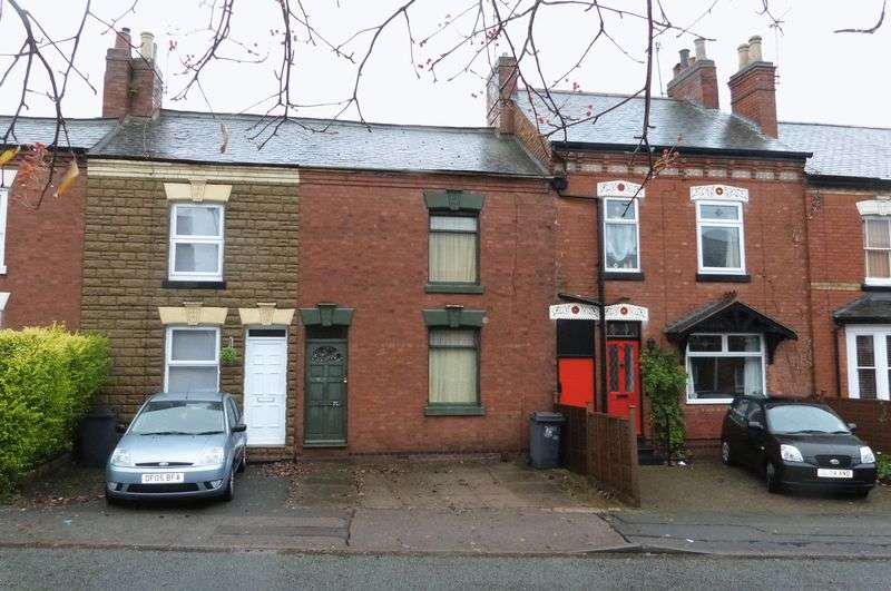 2 Bedrooms Terraced House for sale in Wigston Lane, Aylestone
