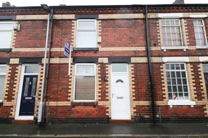 2 Bedrooms Terraced House for sale in 26 Junction Terrace, Ince, Wigan