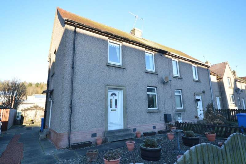 2 Bedrooms Semi Detached House for sale in Margaret Avenue, Bathgate, EH48