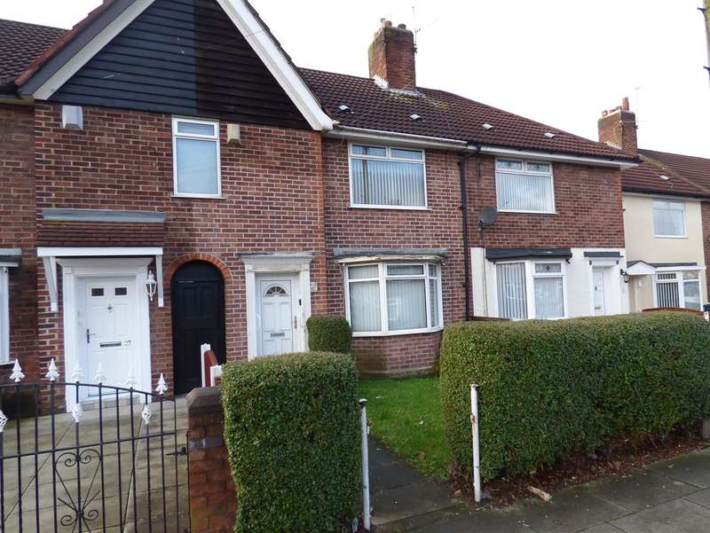 2 Bedrooms Terraced House for sale in Lydney Road, Huyton, Liverpool