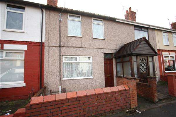 2 Bedrooms Terraced House for sale in Briarfield Road, Ellesmere Port