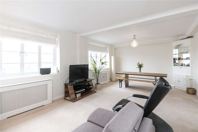 4 Bedrooms Flat for sale in Cottesmore Court, Stanford Road, London, W8