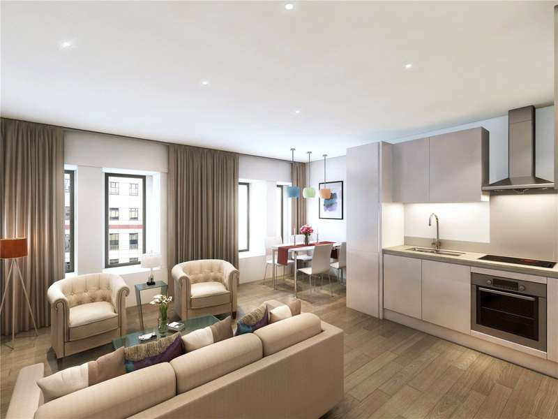 2 Bedrooms Apartment Flat for sale in Lansdowne Road, Croydon