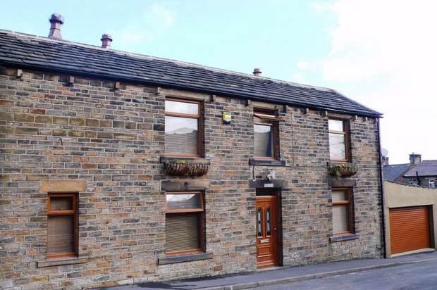 2 Bedrooms Cottage House for sale in Wood Street, Skelmanthorpe, HUDDERSFIELD