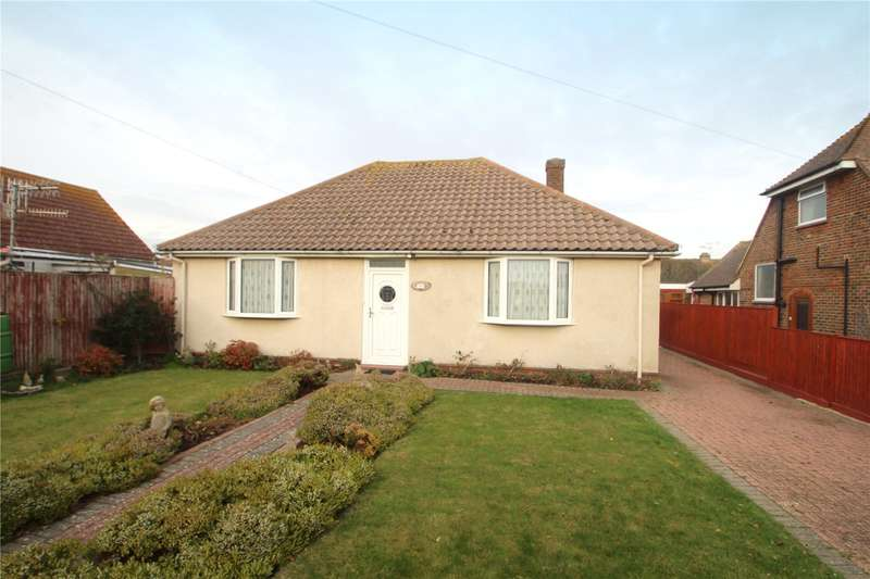 2 Bedrooms Detached Bungalow for sale in Alexandra Road, Lancing, West Sussex, BN15