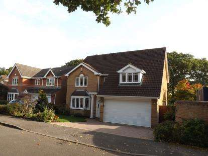 4 Bedrooms Detached House for sale in Titchfield Common, Fareham, Hants