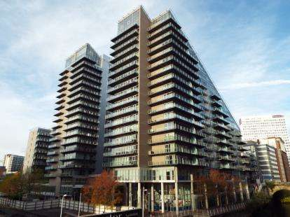 1 Bedroom Flat for sale in The Edge, Clowes Street, Salford, Greater Manchester
