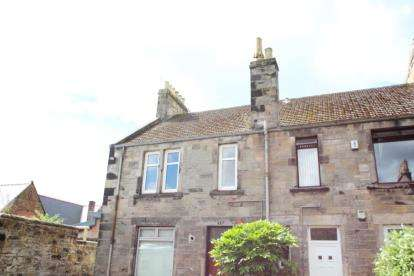 2 Bedrooms Flat for sale in Salisbury Street, Kirkcaldy
