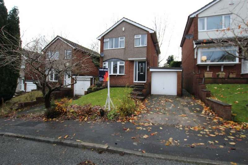 3 Bedrooms Property for sale in Crowshaw Drive, Lower Healey, Rochdale