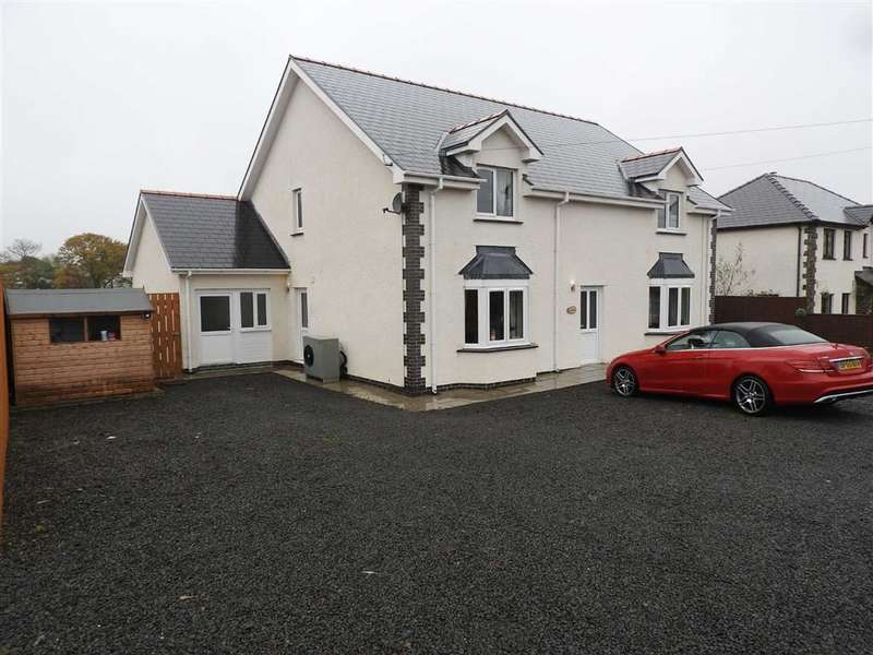 3 Bedrooms Property for sale in Pant-Y-Crug, Capel Seion, Aberystwyth