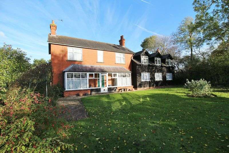 4 Bedrooms Detached House for sale in Spilsby Road, Spilsby