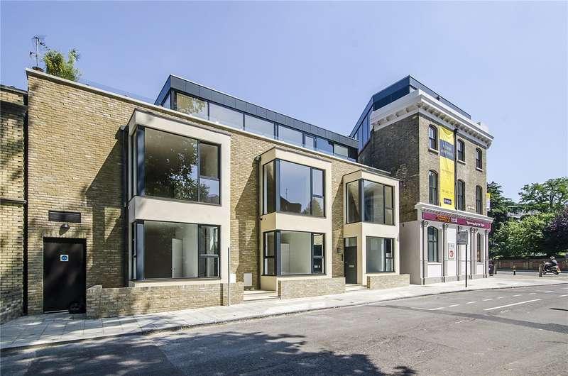 2 Bedrooms Flat for sale in Dyers Lane, Putney, London, SW15