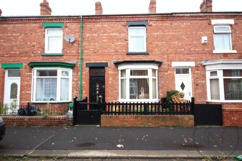 2 Bedrooms Terraced House for sale in Langdale Road, Darlington