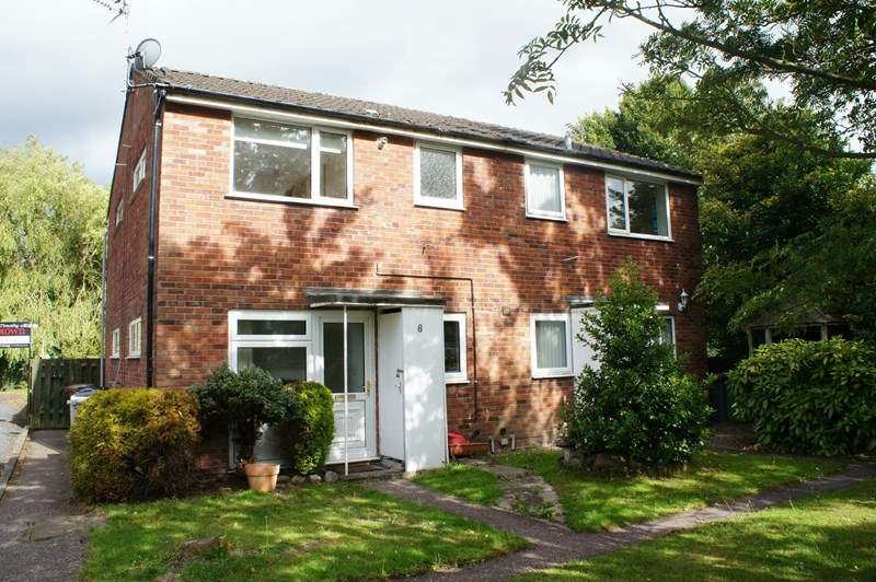 1 Bedroom Terraced House for sale in Sycamore Avenue, Congleton
