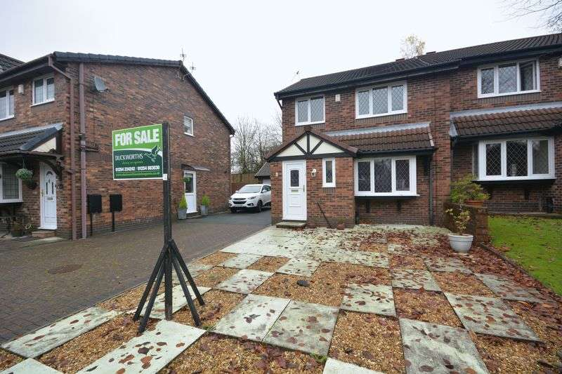 3 Bedrooms Semi Detached House for sale in Mayfield Gardens, Oswaldtwistle