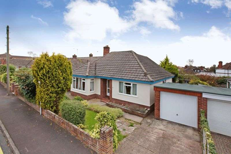 2 Bedrooms Detached Bungalow for sale in PARKFIELD