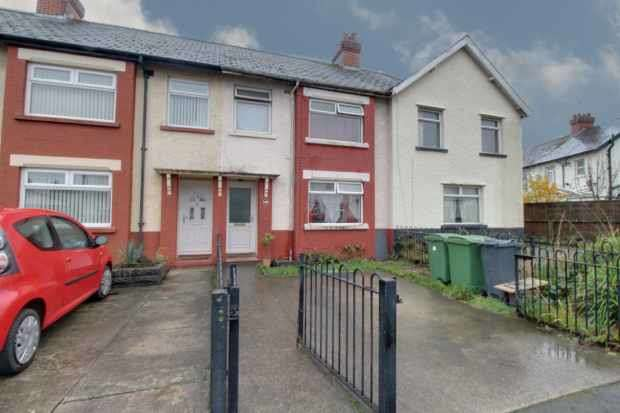 3 Bedrooms Terraced House for sale in Avonmuir Road, Cardiff, South Glamorgan, CF24 2QQ