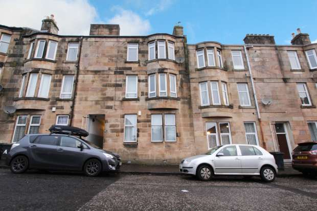 2 Bedrooms Apartment Flat for sale in 2/ Kerr Street, Glasgow, G78 1JS