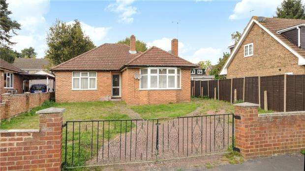 4 Bedrooms Detached Bungalow for sale in Blackmoor Wood, Ascot, Berkshire
