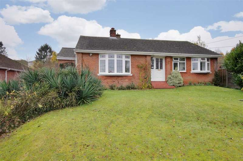 4 Bedrooms Bungalow for sale in Venetta, Winchester Street, Overton