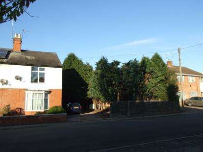 3 Bedrooms Semi Detached House for sale in Ratcliffe Road, Sileby, Loughborough, Leicestershire