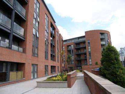 2 Bedrooms Flat for sale in Quebec Building, Bury Street, Salford, Greater Manchester
