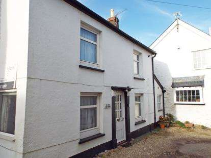 2 Bedrooms End Of Terrace House for sale in High Street, Honiton, Devon