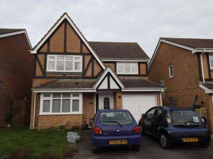 4 Bedrooms Detached House for sale in Ludgershall, Andover, Wiltshire