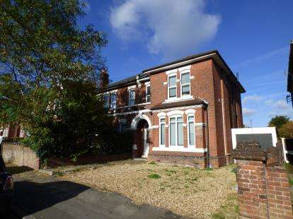 3 Bedrooms Flat for sale in Portswood, Southampton, Hampshire