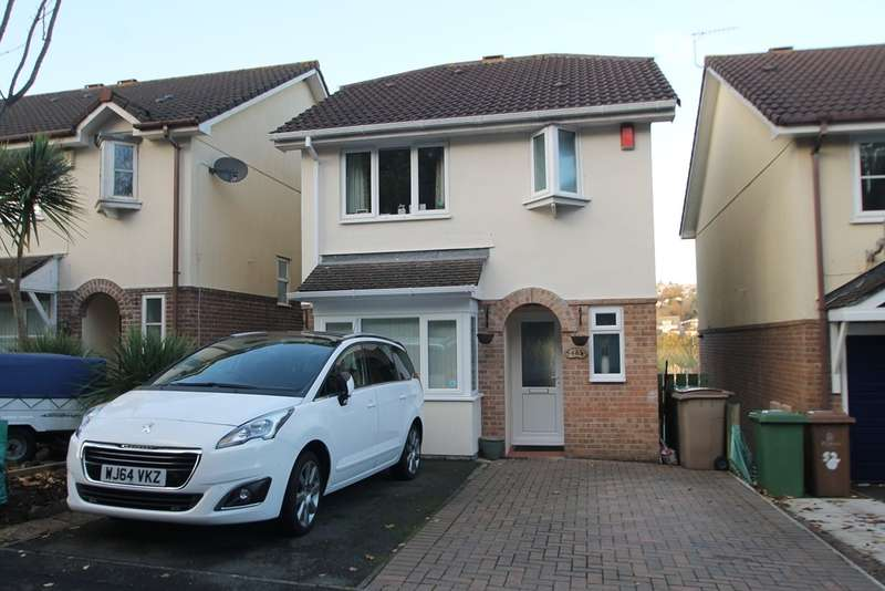 3 Bedrooms Detached House for sale in Higher Compton