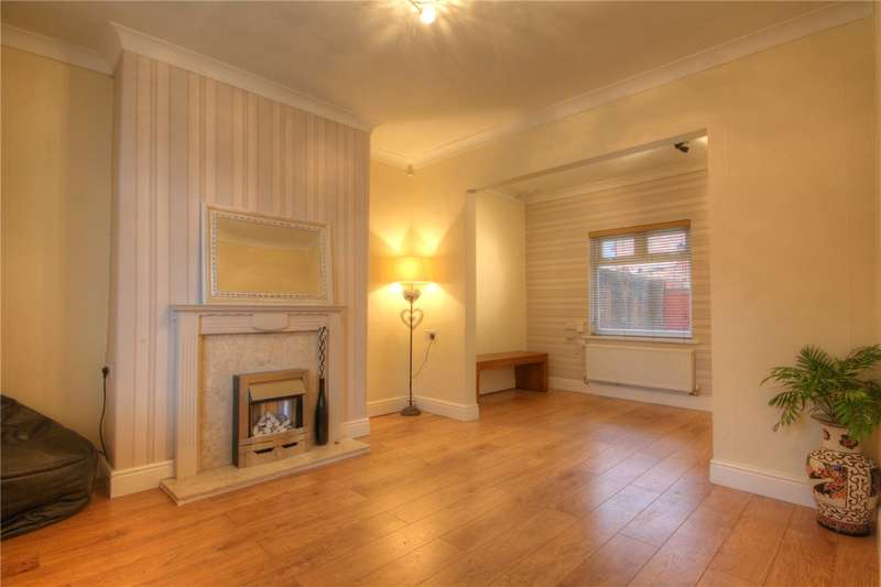 2 Bedrooms Terraced House for sale in Dixon Street, Bishop Auckland, County Durham, DL14