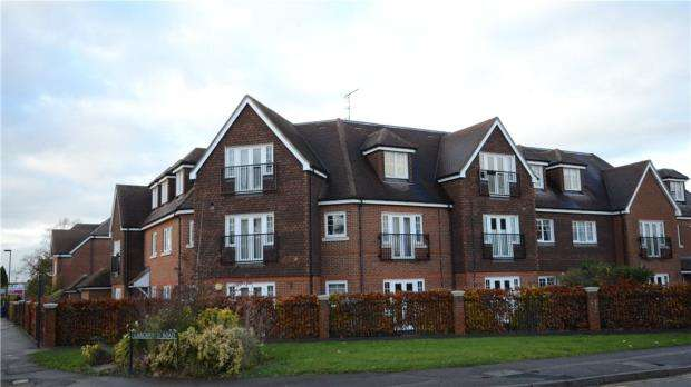 2 Bedrooms Apartment Flat for sale in Ellington House, 5 Foxglove Drive, Maidenhead