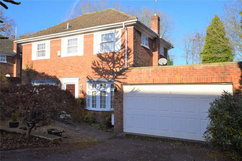 4 Bedrooms Detached House for rent in Bluebell Drive, Burghfield Common, Berkshire, RG7