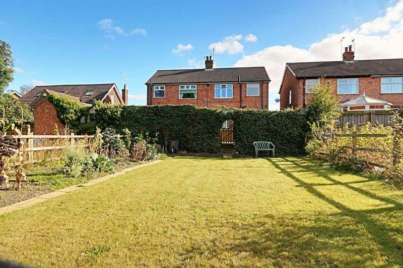 3 Bedrooms Semi Detached House for sale in Kirby Drive, Cottingham