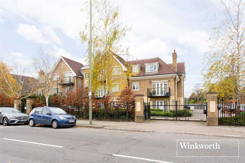 2 Bedrooms Flat for sale in Thyme Court, 205 Holders Hill Road, Mill Hill, London, NW7