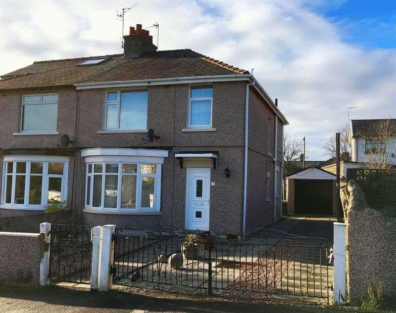 3 Bedrooms Semi Detached House for sale in Cambridge Avenue, Lancaster
