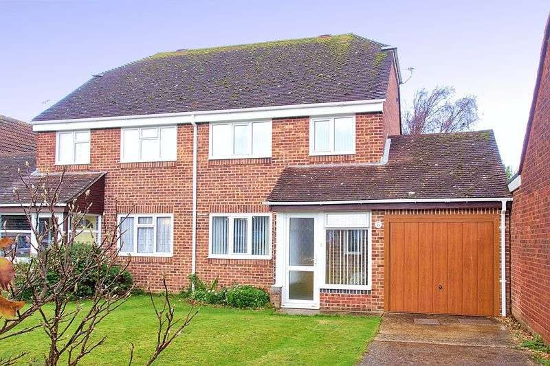 3 Bedrooms Semi Detached House for sale in Heghbrok Way, Aldwick, PO21