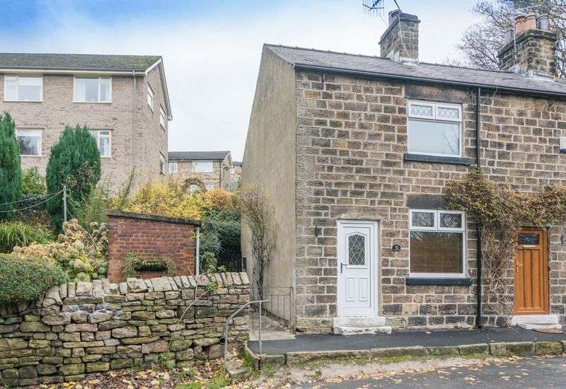 1 Bedroom Terraced House for sale in Roscoe Bank, Stannington, S6 5PN - Quiet Backwater Location!