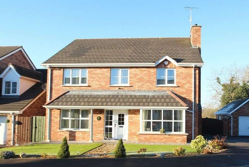 5 Bedrooms Detached House for sale in 108 Breagh Hill, Portadown
