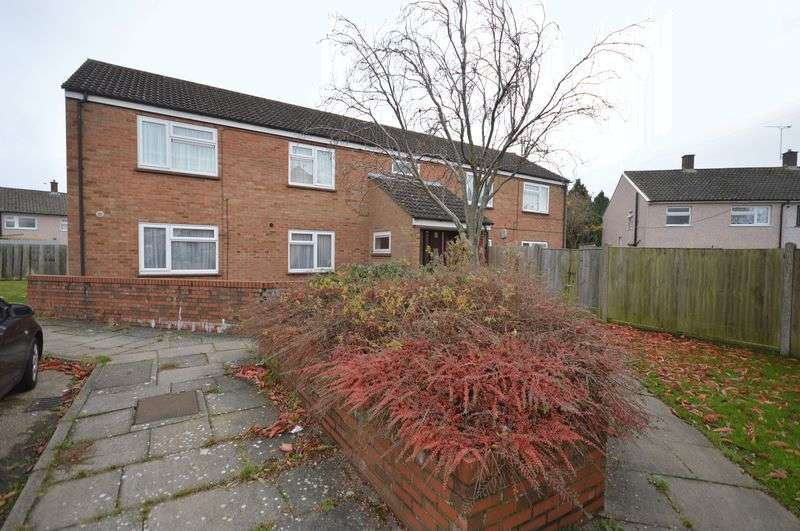 1 Bedroom Flat for sale in Ramsey Close, Luton
