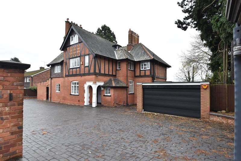 7 Bedrooms Detached House for sale in Middleton Hall Road, Kings Norton, Birmingham