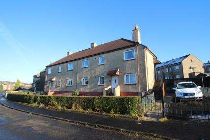 3 Bedrooms Flat for sale in Douglas Street, Airdrie, North Lanarkshire