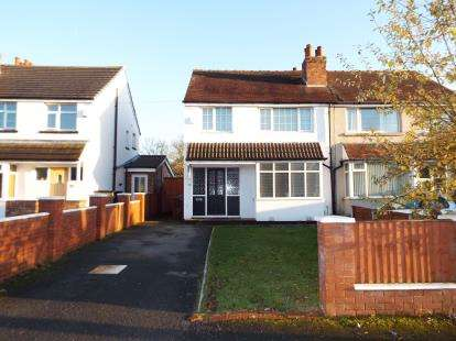 3 Bedrooms Semi Detached House for sale in Birkey Lane, Formby, Liverpool, Merseyside, L37