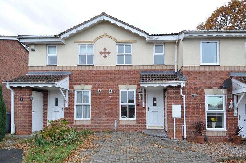 2 Bedrooms Terraced House for sale in Little Meadow Croft, Northfield, Birmingham