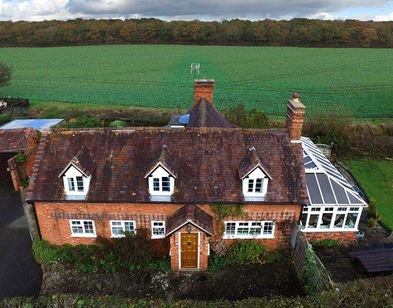 4 Bedrooms Cottage House for sale in Earls Common, Droitwich