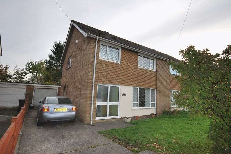 3 Bedrooms Semi Detached House for sale in Gatehouse Avenue, Bristol