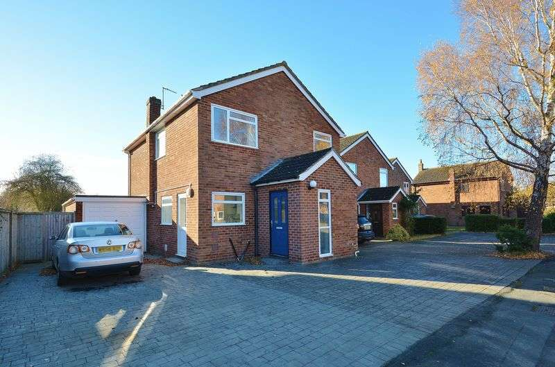 4 Bedrooms Detached House for sale in Golders Close, Ickford