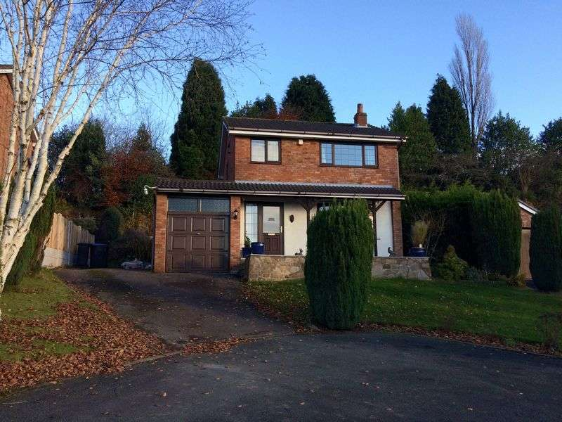 3 Bedrooms Detached House for sale in North Street, Leek
